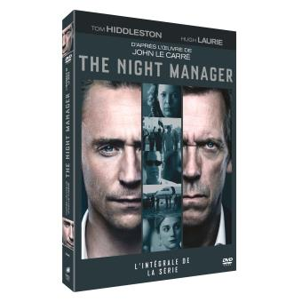 The Night ManagerThe Night Manager Saison 1 DVD