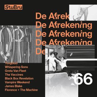 DE AFREKENING 66/2CD