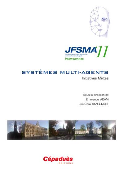 JFSMA 11, systèmes multi-agents, initiatives mixtes