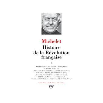 Histoire de la Révolution française (Tome 2)