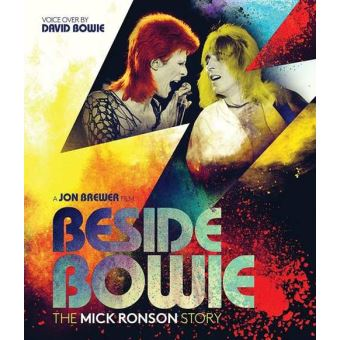 BESIDE BOWIE:THE MICK RONSON STORY/BLURAY
