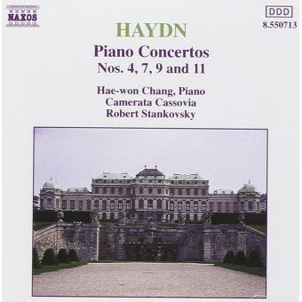 Piano concertos 4 7 9 and 11