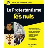 Protestantisme pour les nuls