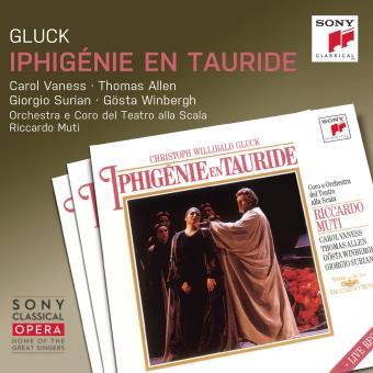 IPHIGENIE EN TAURIDE/2CD