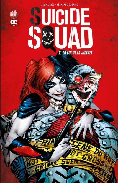 Suicide Squad - Tome 2 - La loi de la jungle - 9791026834984 - 9,99 €