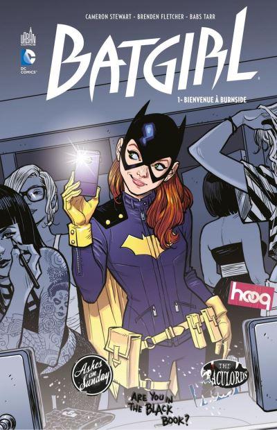 Batgirl - Tome 1 - Bienvenue à Burnside - 9791026845294 - 7,99 €