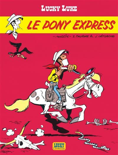 Lucky Luke - Le Pony Express