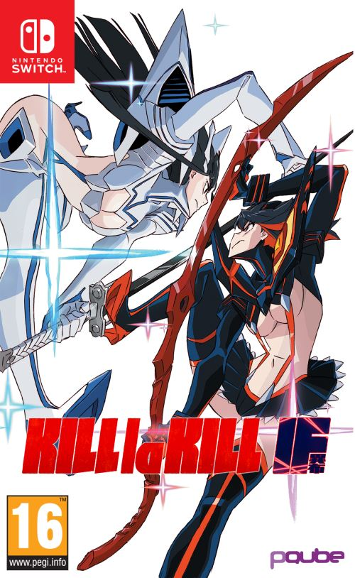 Kill la Kill IF Nintendo Switch