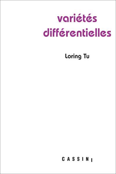 Variétés différentielles