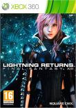 Final Fantasy XIII Lightning Returns Xbox 360