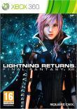 Final Fantasy XIII Lightning Returns Xbox 360