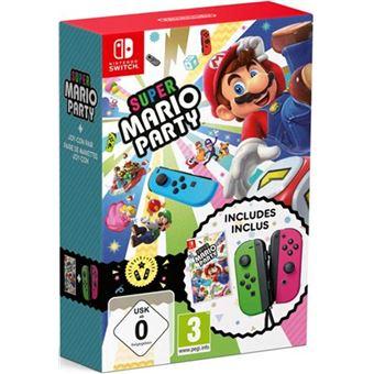Super Mario Party + 1 paire de Joy-Con