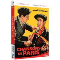 Chansons de Paris DVD