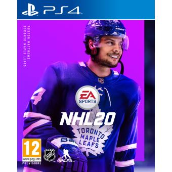 NHL 20 FR/NL PS4
