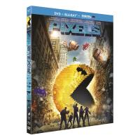 Pixels Combo Blu-ray + DVD Inclus UV