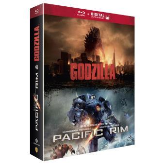 Godzilla, la trilogieCoffret Godzilla, Pacific Rim Blu-Ray