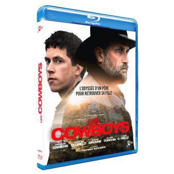 Les Cowboys Blu-ray