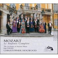 L08706 MOZART/LE SINFONIE COMPLETE CD BOX