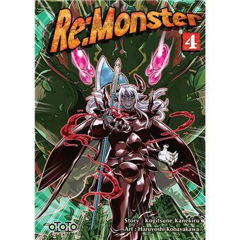 Re:MonsterRe:Monster