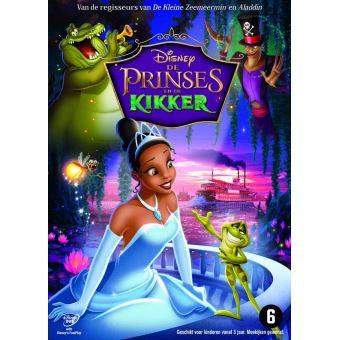 Disney ClassicsDe Prinses en de Kikker
