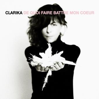 """Résultat de recherche d'images pour """"clarika de quoi faire battre mon coeur cd"""""""