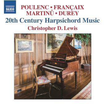 Compositeurs jamais ou très très peu enregistrés - Page 3 Musique-pour-clavecin-du-20eme-siecle