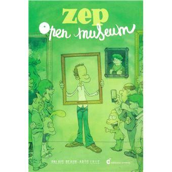 Zep, open museum