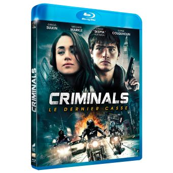 Criminals Blu-ray