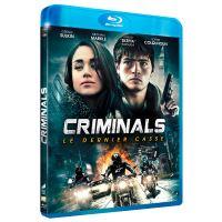 Criminals Blu-ray