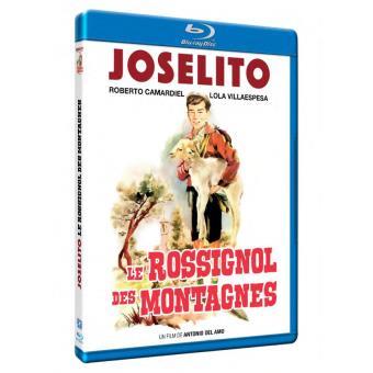 Joselito Le rossignol des montagnes Blu-ray