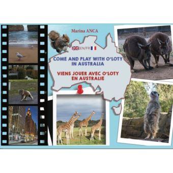 Viens jouer avec O'Loty en Australie
