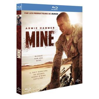 Mine Blu-ray