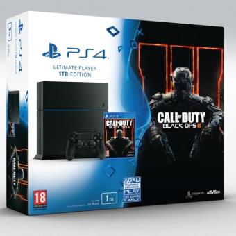 console ps4 sony 1 to noire call of duty black ops iii. Black Bedroom Furniture Sets. Home Design Ideas