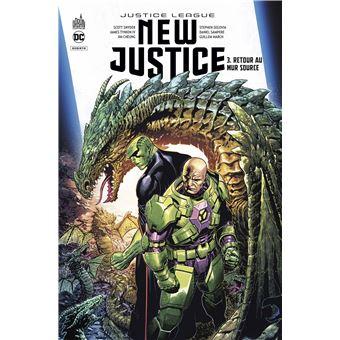 New JusticeNew Justice
