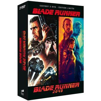 Blade runnerCoffret Blade Runner Director's Cut et Blade Runner 2049 Edition Limitée DVD
