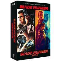 Coffret Blade Runner Director's Cut et Blade Runner 2049 Edition Limitée DVD