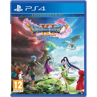 DRAGON QUEST XI: ECHOES OF AN ELUSIVE AGE FR/NL PS4
