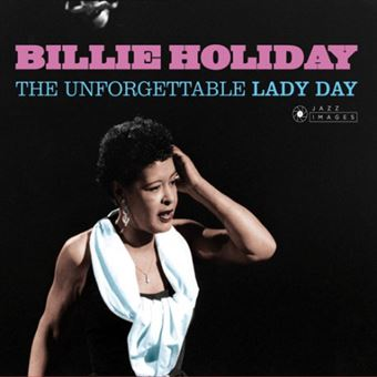 The Unforgettable Lady Day Digipack