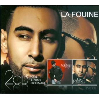 album la fouine vs laouni cd1