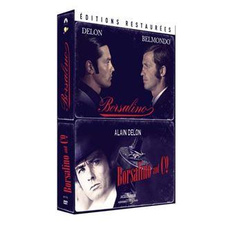 BorsalinoCoffret Borsalino et Borsalino and Co. DVD