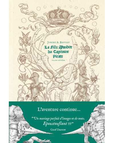 La fille maudite du capitaine pirate - Tome 2 : La fille maudite du capitaine pirate