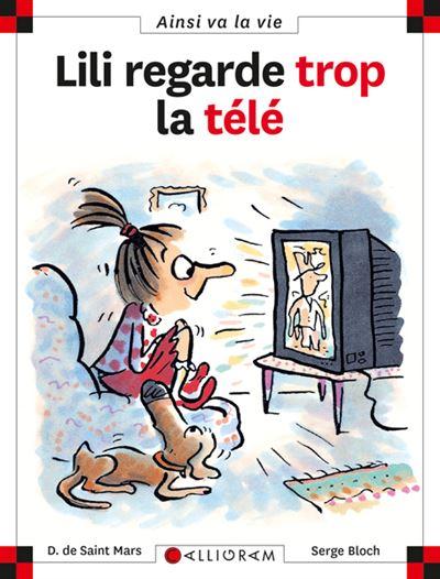 Max et Lili -  : Lili regarde trop la télé