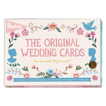 Wedding photo cards original