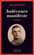 Indecence manifeste
