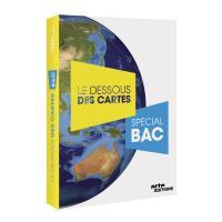 Le Dessous des cartes Spécial Bac DVD