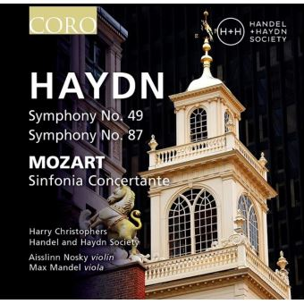 Symphony 49 Symphony 87 Sinfonia Concertante