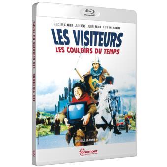 Les VisiteursLes couloirs du temps - Les visiteurs II Blu-ray