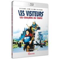 Les couloirs du temps - Les visiteurs II Blu-ray