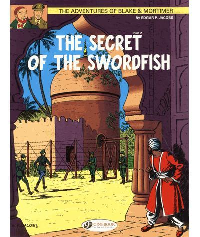 Blake & Mortimer - tome 16 The Secret of the Swordish partie 2