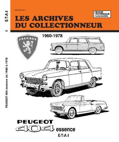 Peugeot 404 essence